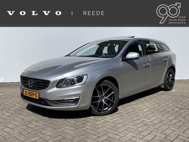 Foto van Volvo V60 D3 Nordic+