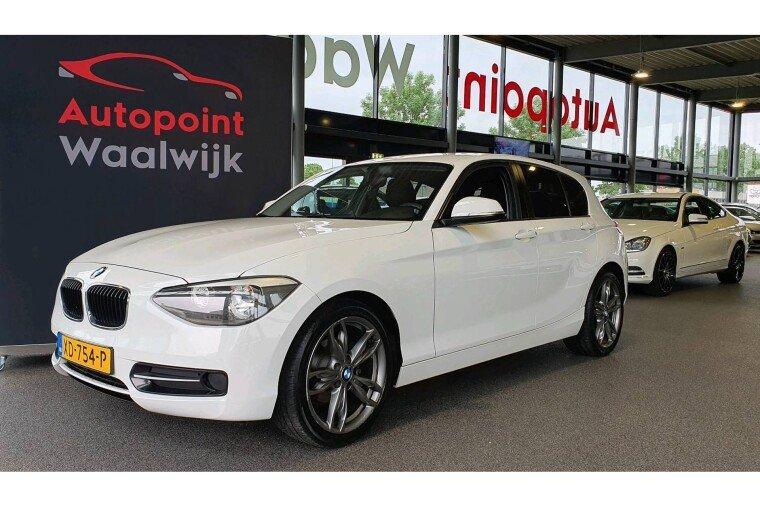 Foto van BMW 1 Serie 116d Business