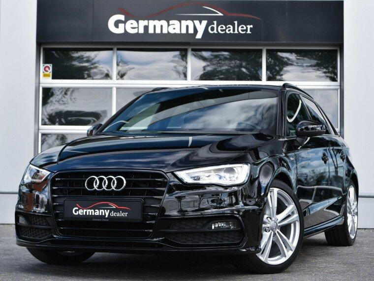 Audi A3 Sportback 2.0TDI 150pk 2xS-Line S-Tronic