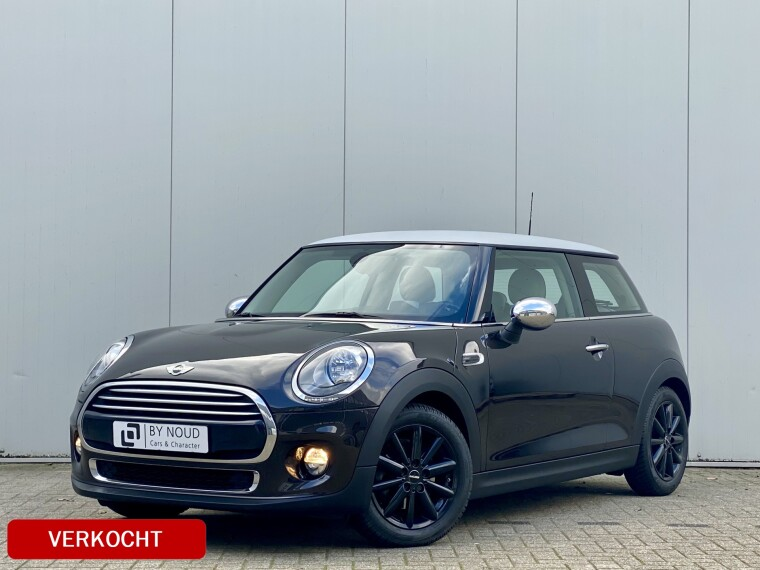 Foto van MINI Mini 1.5 Cooper Salt Business