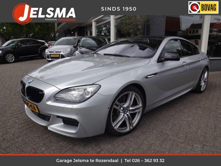 Foto van BMW 6 Serie Gran Coupé 650Xi High Executive 450pk