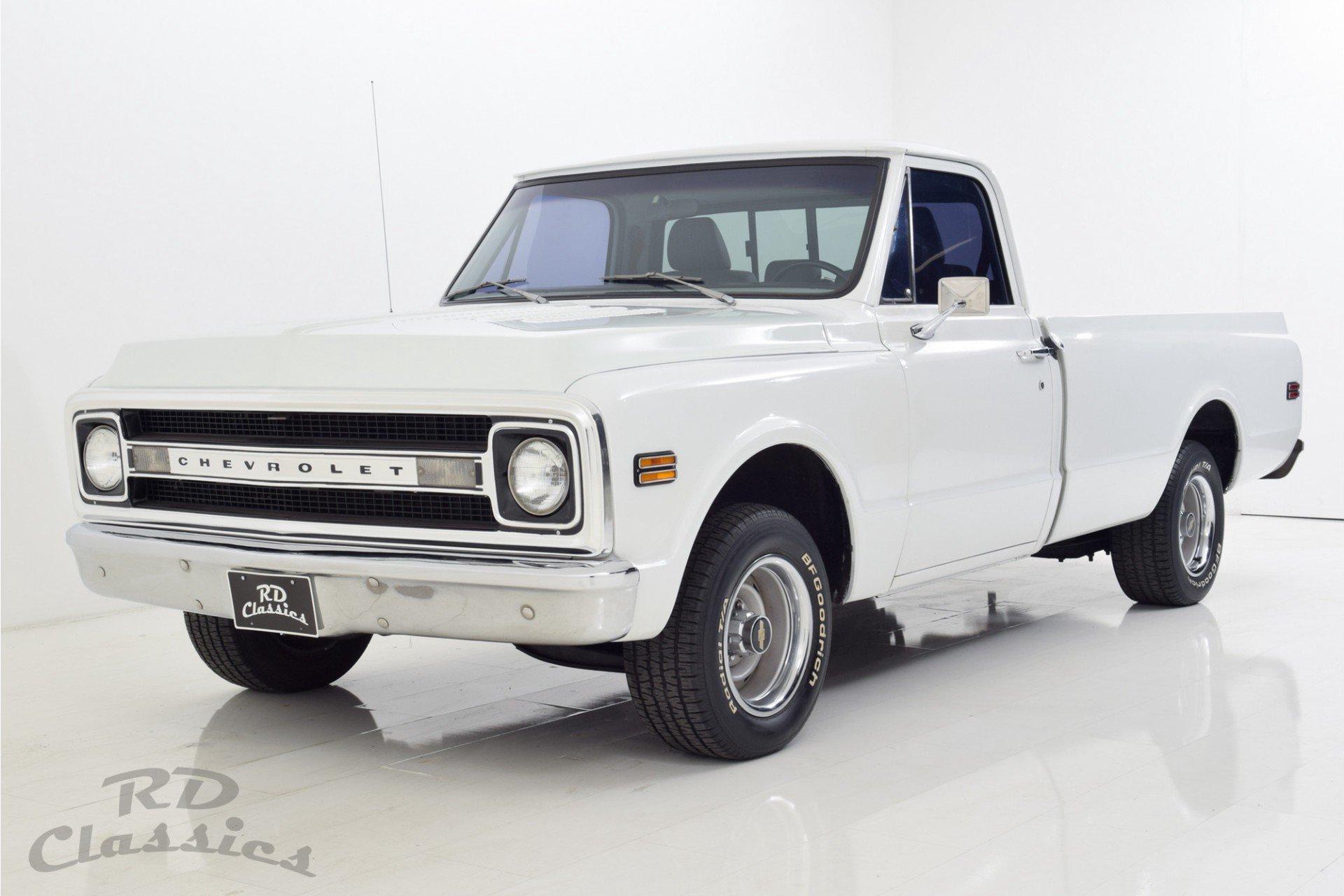 Chevrolet C10 Rd Classics