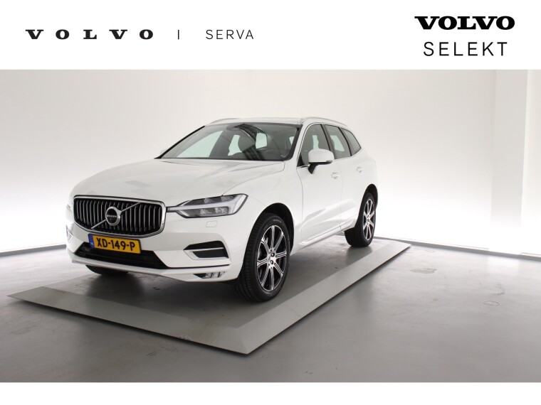 Foto van Volvo XC60 T5 Inscription Geartronic Full Option