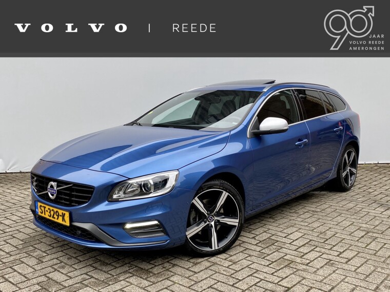 Foto van Volvo V60 D4 Automaat Business Sport