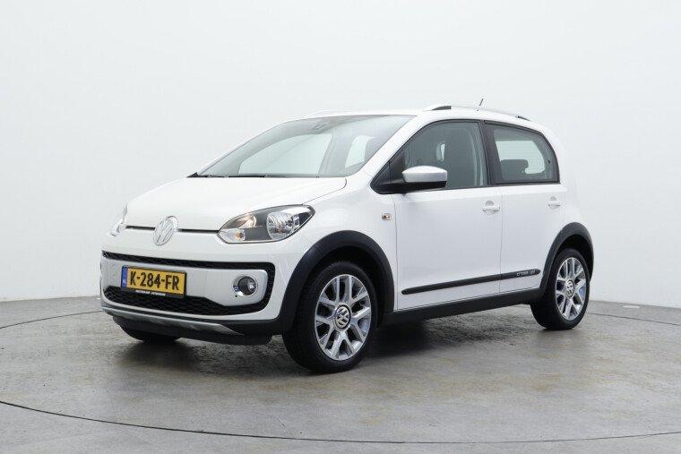 Volkswagen up! 1.0 cross up! BlueMotion Cruise control, Stoelverwarming, Airco