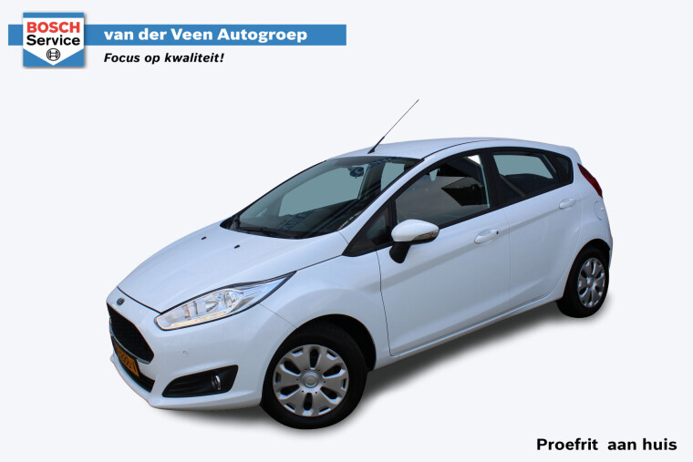 Foto van Ford Fiesta 1.5 TDCi Style Ultimate Lease Edition