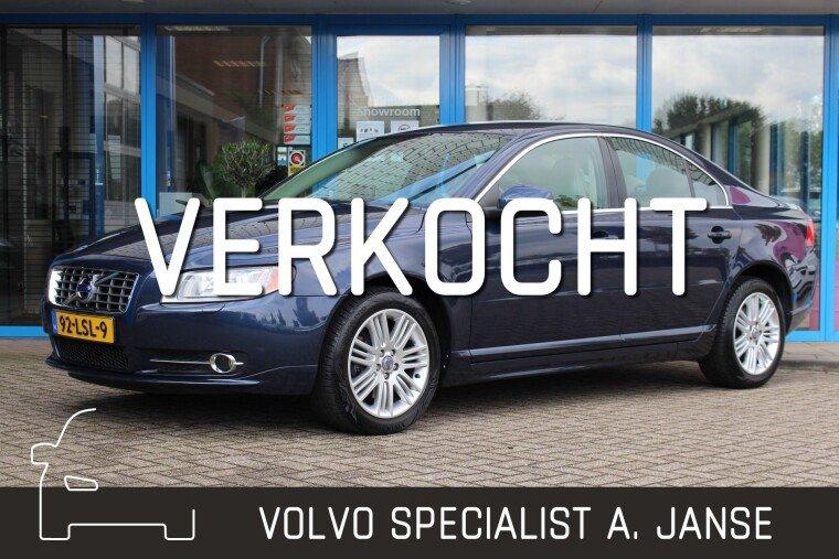 Foto van Volvo S80 2.0 T AUT Limited Edition