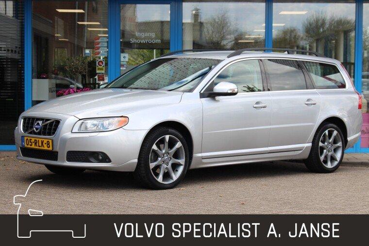 Foto van Volvo V70 T4 AUT Limited Edition