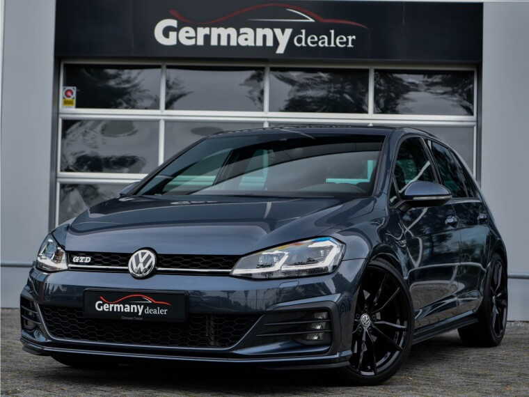 Volkswagen Golf GTD 7.5 2.0TDI 184pk DSG