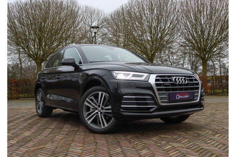 Foto van Audi Q5 2.0 TFSI quattro Pro line S l 3x S-line l Virtual l Dealer O.H. l LED - Incl 3 mnd GARANTIE!
