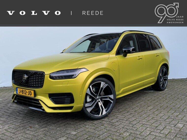 Foto van Volvo XC90 T8 AWD R-Design Heico Sportiv