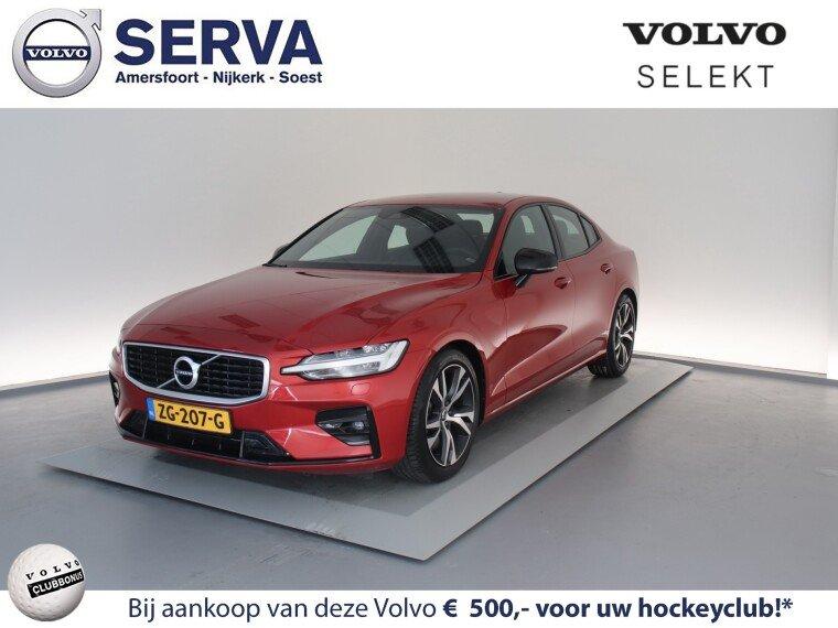 Foto van Volvo S60 T5 Aut. R-Design Intro Edition Scandinavian Line