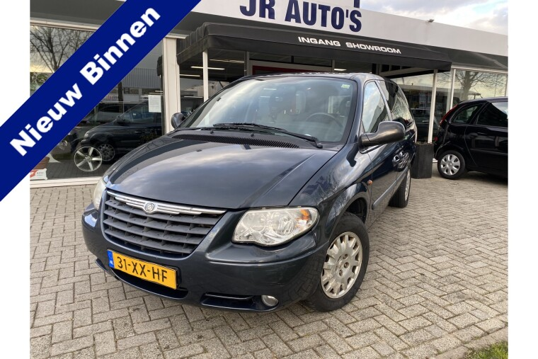 Foto van Chrysler Grand Voyager 2.8 CRD Business Edition