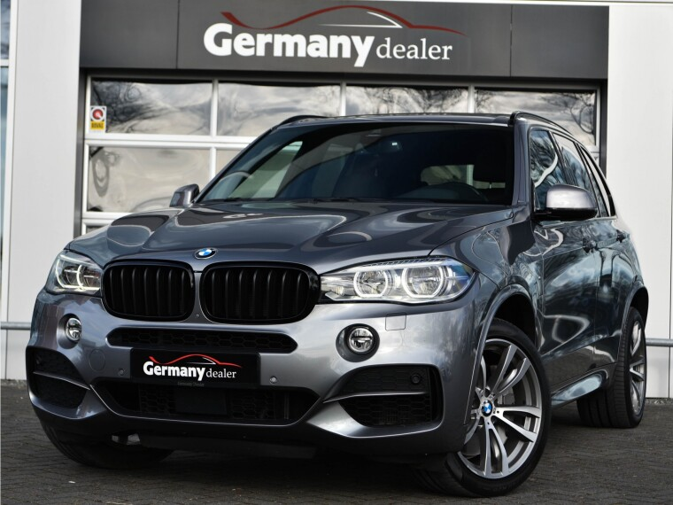 BMW X5 M50d 5.0d 381pk