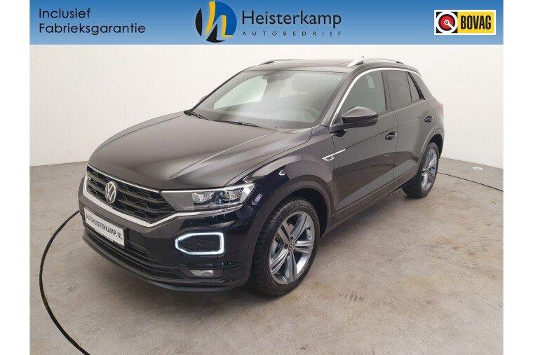 Volkswagen T-Roc 1.5 TSI 150pk DSG/AUT Sport R-Line Adaptieve Cruise Control, Panoramadak, Camera