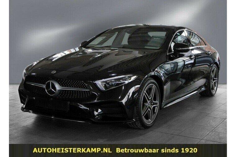 Mercedes-Benz CLS-Klasse 300 d AMG 245 PK Distronic 360 Camera Schuifdak WideScreen