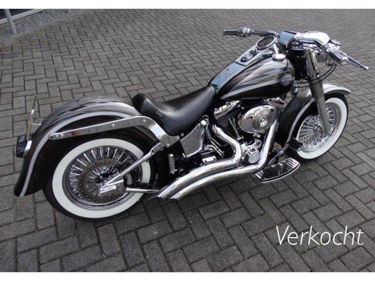 Harley-Davidson VERKOCHT!!