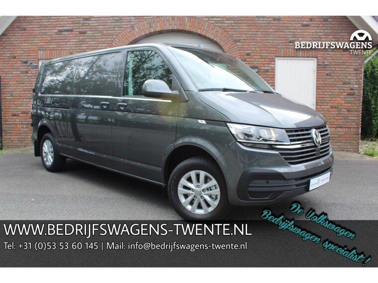Foto van Volkswagen Transporter T6 .1 NIEUW MODEL 150 pk DSG LWB ENK/CAB