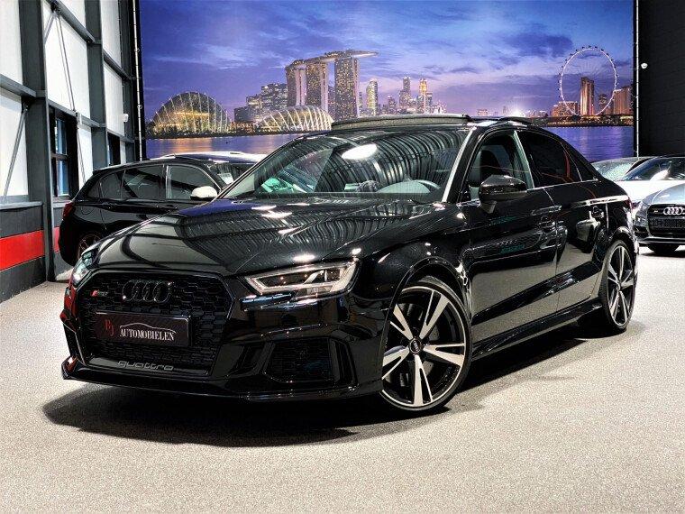 Foto van Audi RS3 Limousine 2.5 TFSI RS3 Quattro B&O Full Option