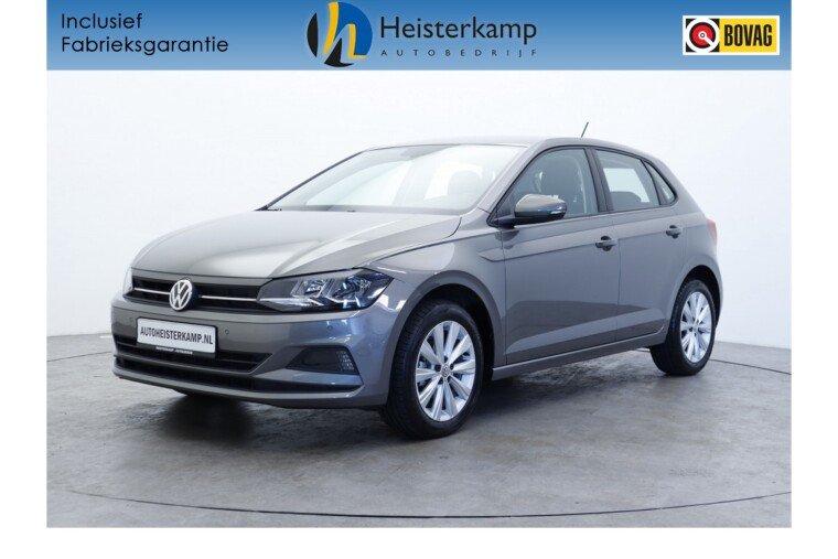 Volkswagen Polo 1.0 TSI 95 pkComfortline Navi, Winterpakket, Airco, Pdc