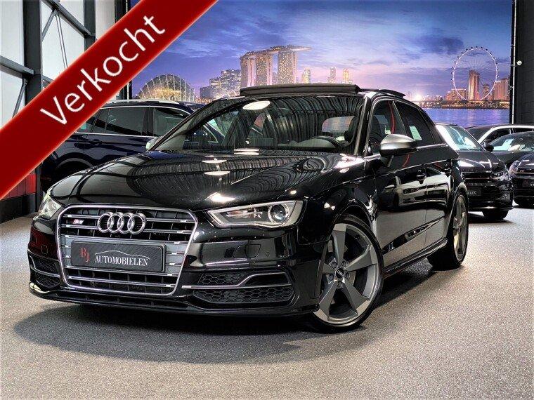 Foto van Audi S3 Sportback 2.0 TFSI quattro Pro Line Plus