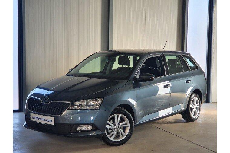 Škoda Fabia Combi 1.0 TSI Ambition 95 pk Apple Carplay/Android Auto Camera