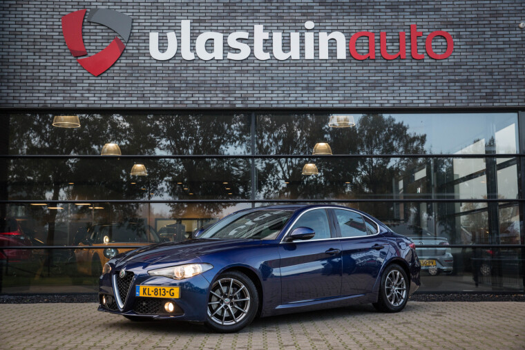Foto van Alfa Romeo Giulia 2.2 Eco Business Super