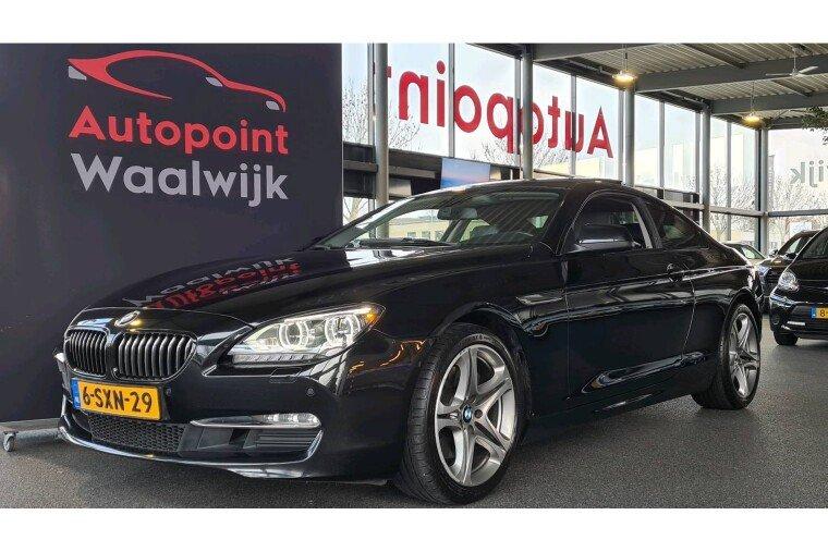 Foto van BMW 6 Serie 640i High Executive