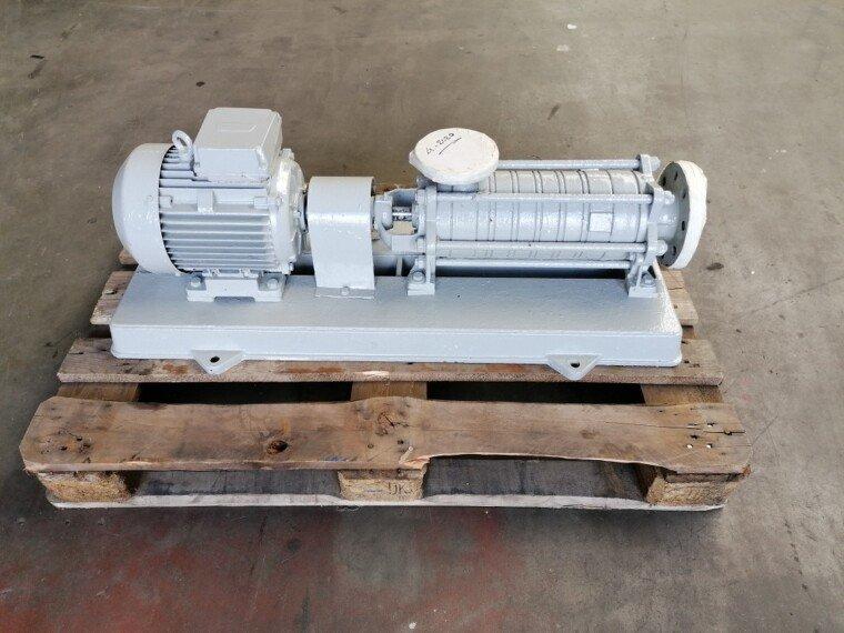 Foto van Sihi Pump model 3605, build on frame (USED)
