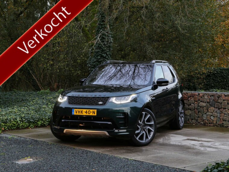 Foto van Land Rover Discovery TD6 HSE Luxury Dynamic