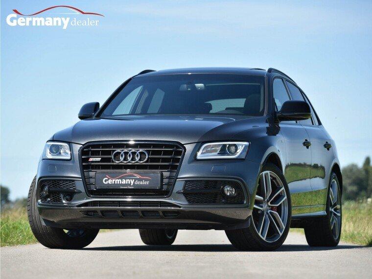 Audi SQ5 3.0TDI 326pk Quattro Competition