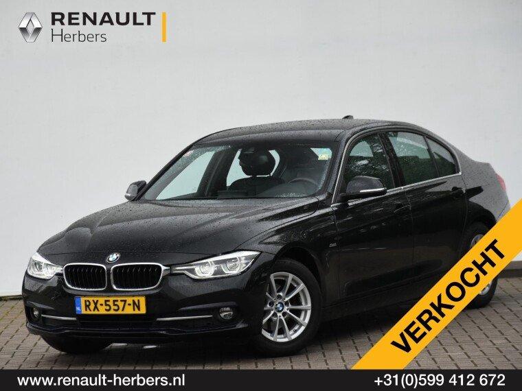 Foto van BMW 3 Serie 320d EDE High Executive Sport AUTOMAAT