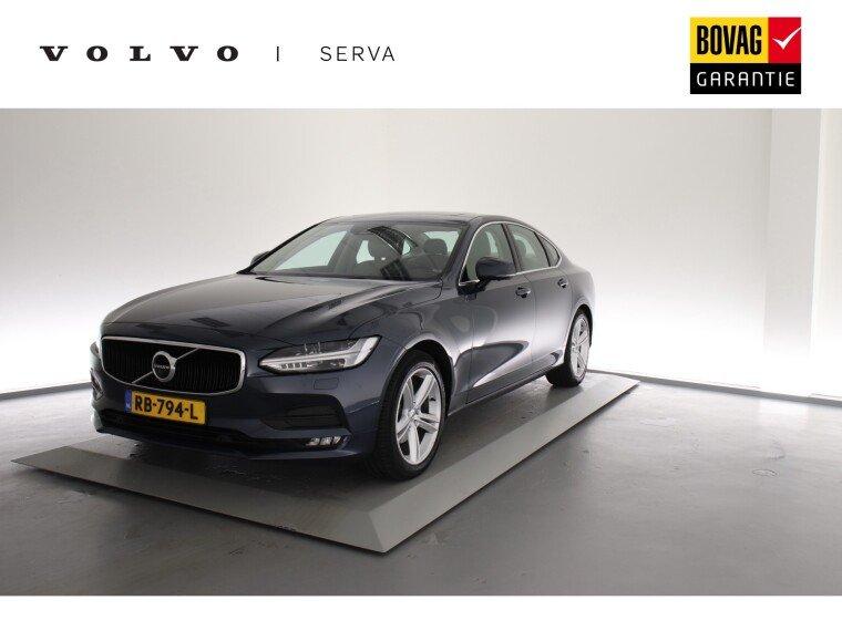 Foto van Volvo S90 D4 Momentum Business, Luxury, Versatility Intro line