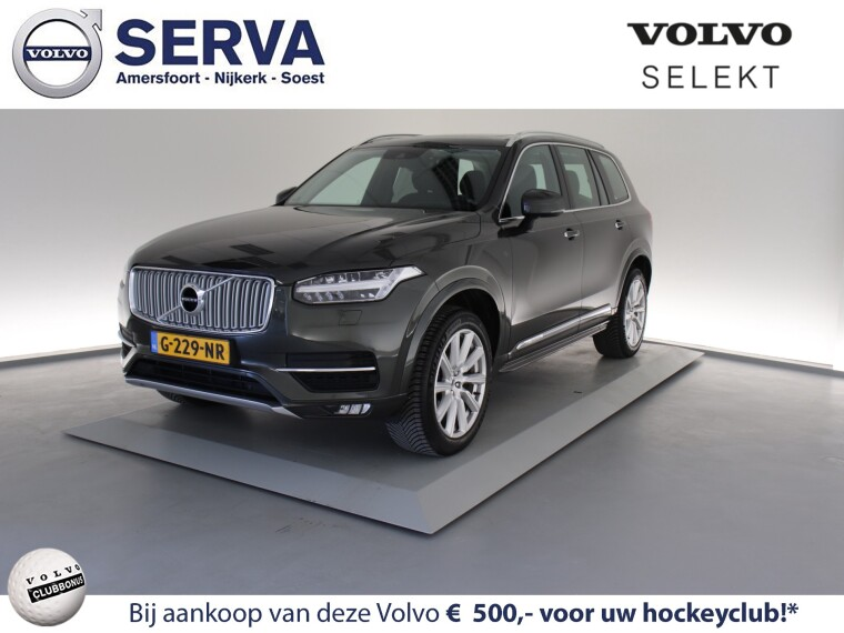 Foto van Volvo XC90 T5 AWD Inscription Luxury