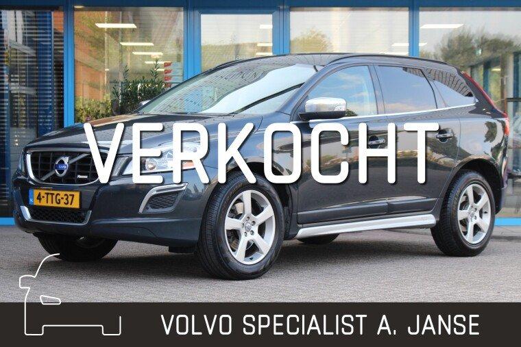 Foto van Volvo XC60 2.4D 5-Cil. R-Design AUT
