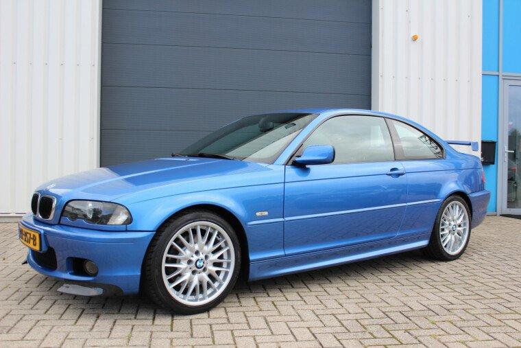 Foto van BMW 3 Serie 330Ci Clubsport SMG, M-Pakket, Uniek exemplaar!