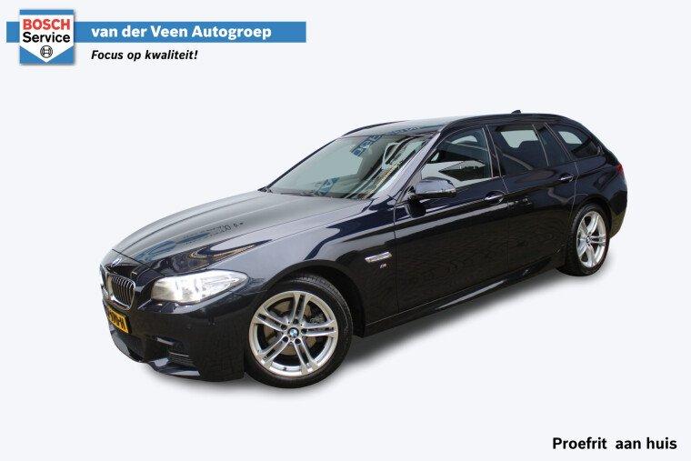 Foto van BMW 5 Serie Touring 520d M Sport Edition