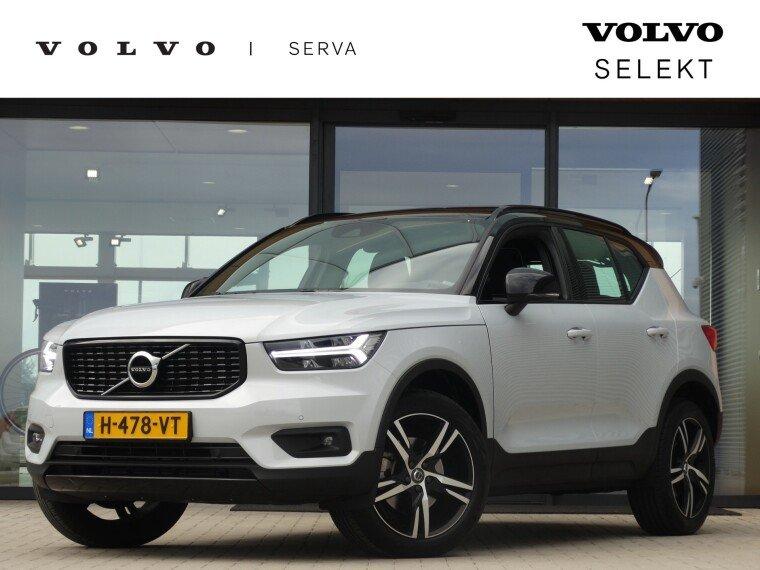 Foto van Volvo XC40 T4 R-Design Intellisafe / Standkachel / Panorama