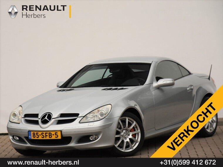 Foto van Mercedes-Benz SLK 350