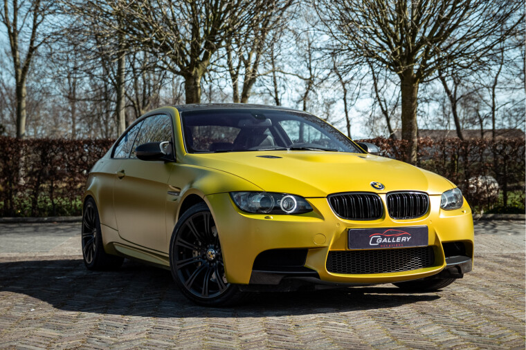 Foto van BMW 3 Serie Coupe M3 DCT   Volledig dealer onderhouden   EVENTURI   Sport uitlaat - Incl. 3 mnd garantie!