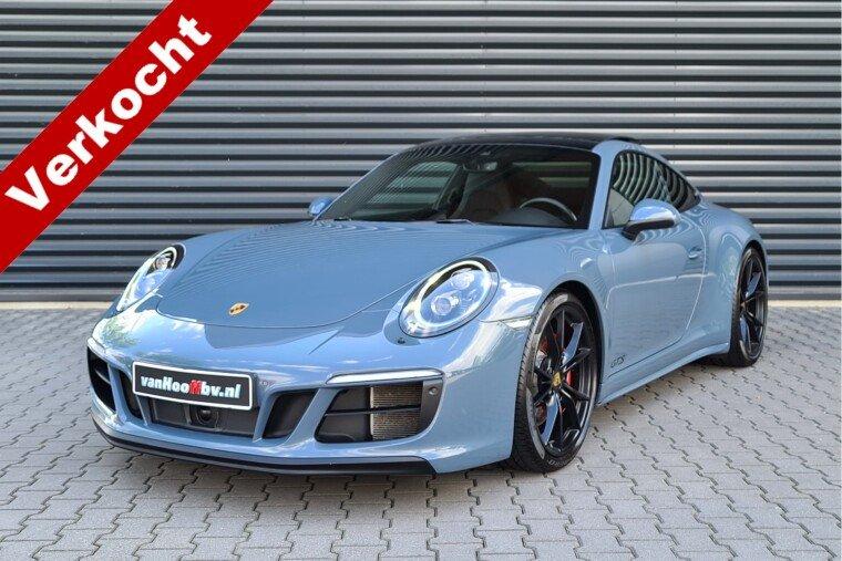 Foto van Porsche 911