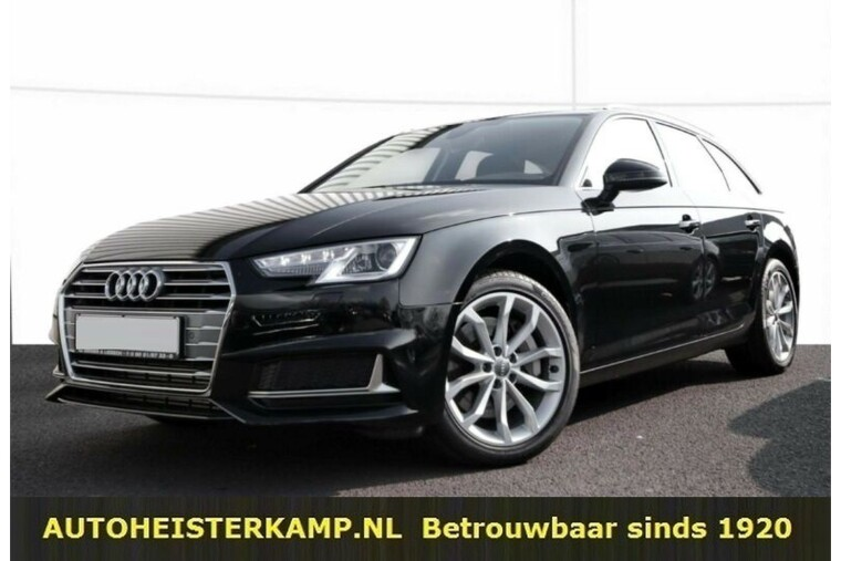 Audi A4 Avant 45 TFSI Sport 245 PK Virtual Cockpit Trekhaak