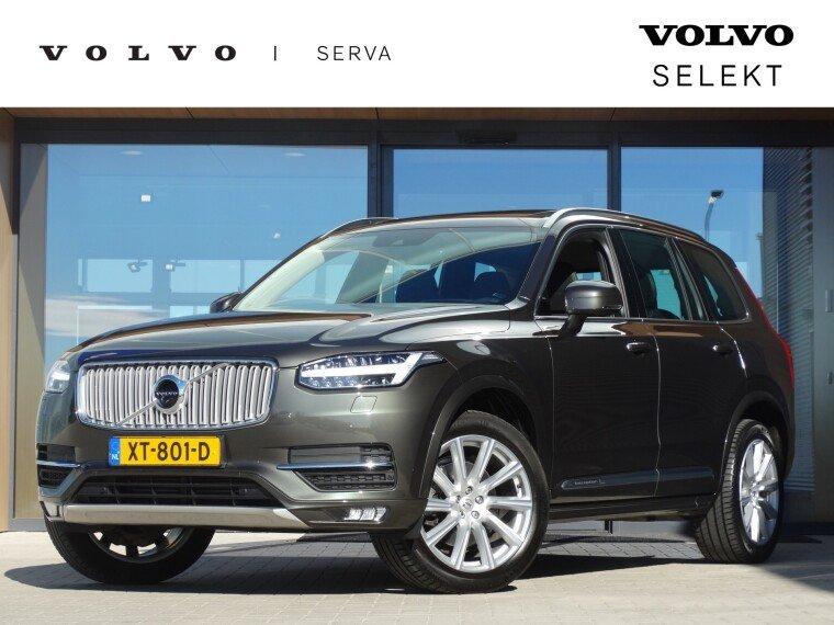 Foto van Volvo XC90 D5 AWD Inscription | Luxury Line |