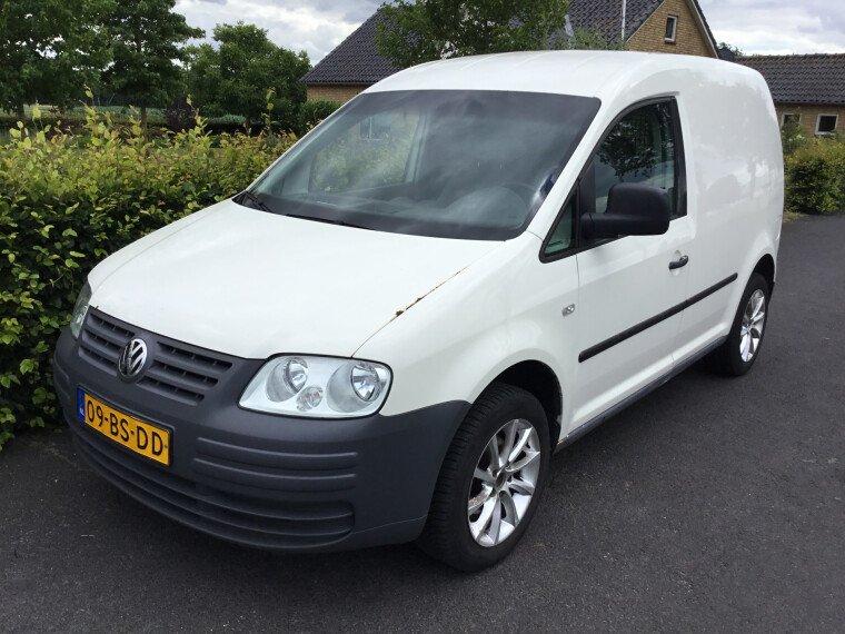 Foto van Volkswagen Caddy 2.0 SDI 70 PK 850 kg.
