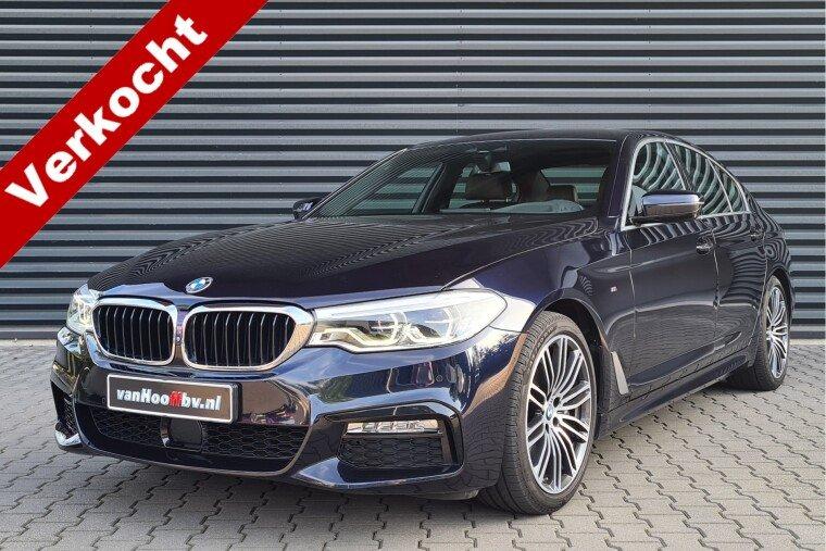 Foto van BMW 5 Serie