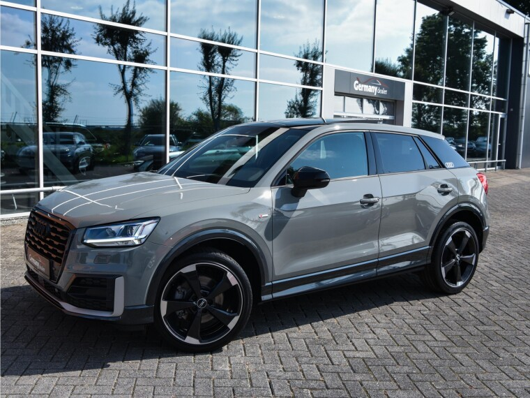 Audi Q2 1.4TFSI 150pk S-Line Edition 1