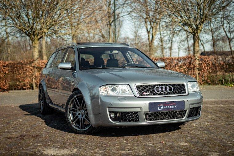 Foto van Audi A6 Avant 4.2 quattro RS6 | Origineel NL | Full Option - Incl. 3 mnd garantie!