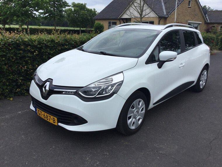 Foto van Renault Clio Estate 1.5 dCi ECO Expression