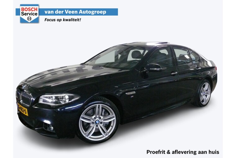 Foto van BMW 5 Serie 535xd M Sport Edition High Executive