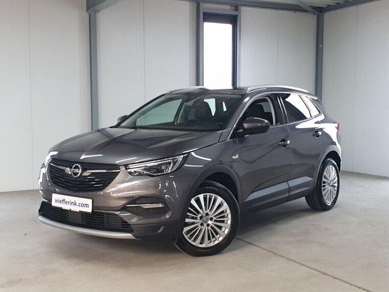 Opel Grandland X 1.2 Turbo 130 pk Business navigatie led AFL winter pakket